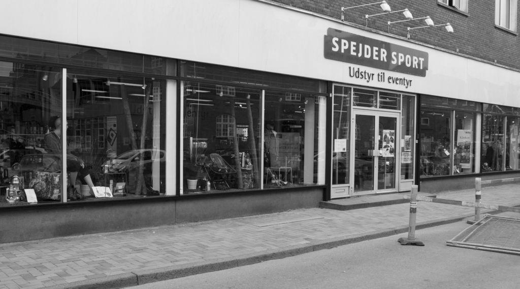 Spejder Sport Odense - åbningstider, adresse, telefonnummer