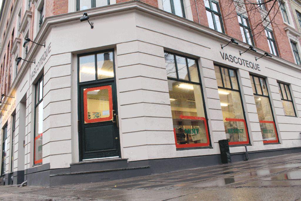 KVIKVASK Vascoteque Godthåbsvej - åbningstider, adresse, telefonnummer