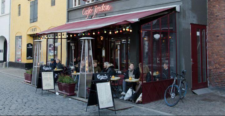 cafe jorden århus priser